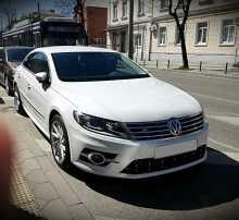 Краснодар Passat CC 2013
