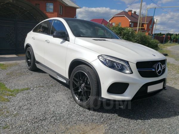 Mercedes-Benz GLE Coupe, 2017 год, 7 150 000 руб.
