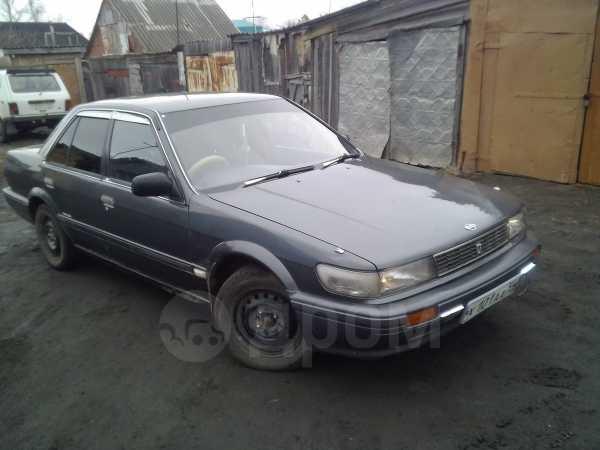Nissan Bluebird, 1990 год, 65 000 руб.