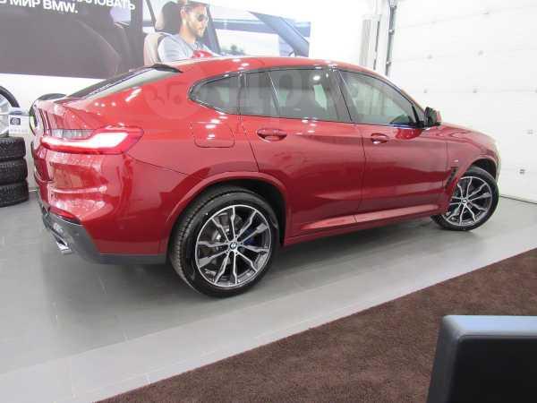 BMW X4, 2018 год, 4 550 000 руб.