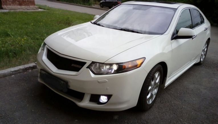 Honda Accord, 2008 год, 750 000 руб.