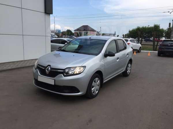 Renault Logan, 2016 год, 533 000 руб.