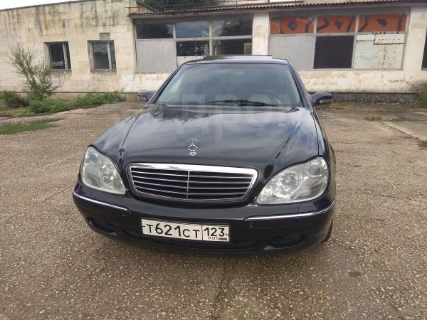 Mercedes-Benz S-Class, 2000 год, 340 000 руб.