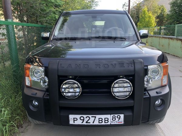 Land Rover Discovery, 2006 год, 799 000 руб.