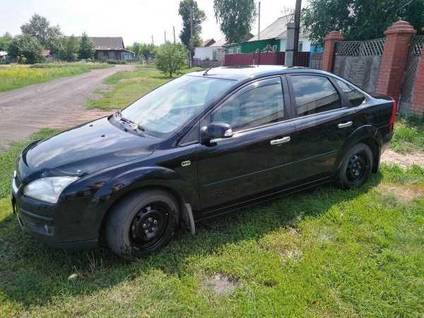 Ford Focus, 2007 год, 401 000 руб.
