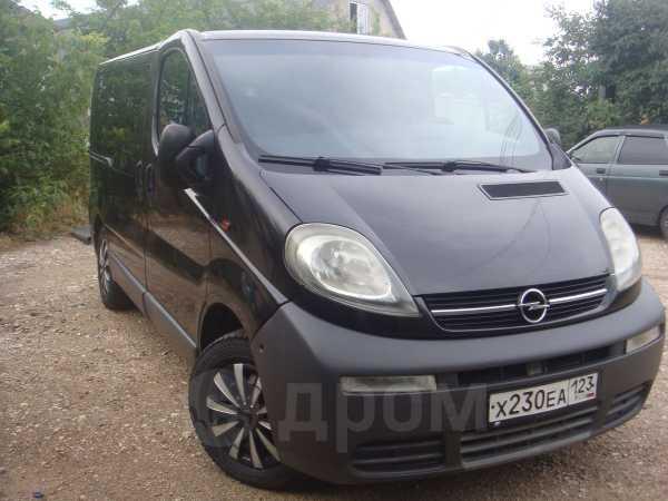Opel Vivaro, 2002 год, 475 000 руб.