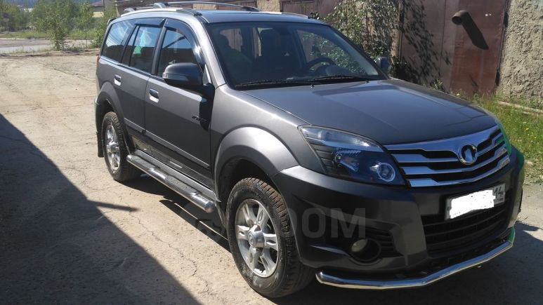 Great Wall Hover H3, 2012 год, 650 000 руб.