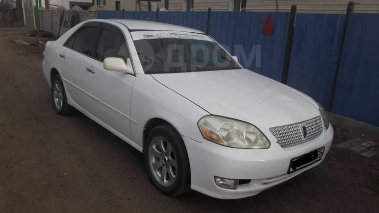 Toyota Mark II, 2001 год, 260 000 руб.