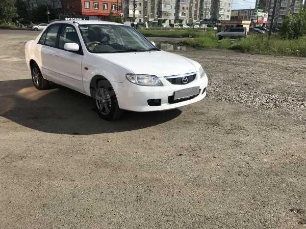 Mazda Familia, 2004 год, 235 000 руб.