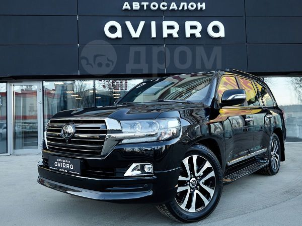 Toyota Land Cruiser, 2018 год, 5 669 000 руб.