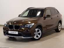 Набережные Челны BMW X1 2014