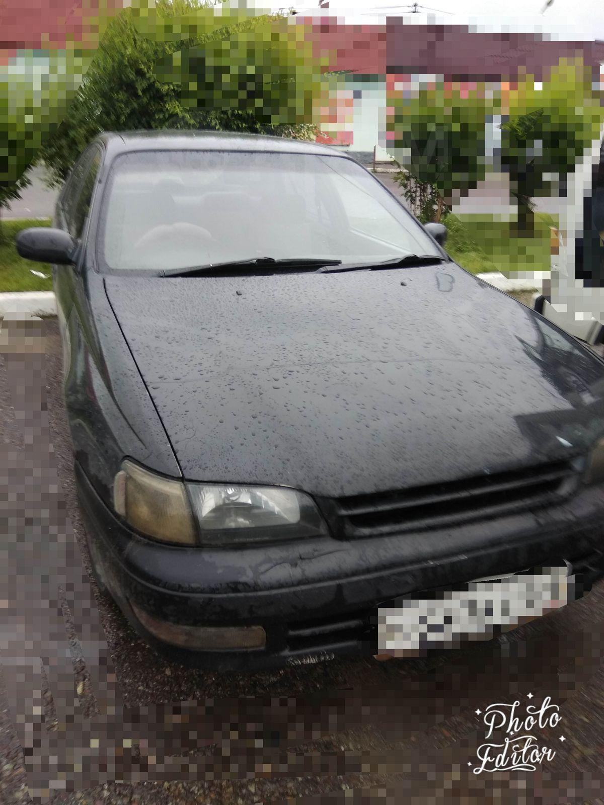 toyota corona 1992 г не заводится двигатель