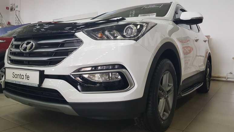 Hyundai Santa Fe, 2018 год, 2 132 000 руб.