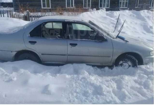 Nissan Sunny, 1997 год, 45 000 руб.