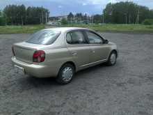 Toyota Platz, 2000 г., Кемерово