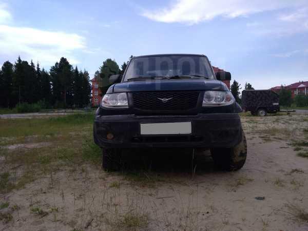 УАЗ Патриот Пикап, 2009 год, 175 000 руб.