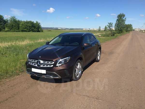 Mercedes-Benz GLA-Class, 2017 год, 2 150 000 руб.