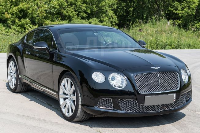 Bentley Continental GT, 2012 год, 5 700 000 руб.