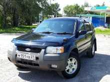 Хабаровск Escape 2004