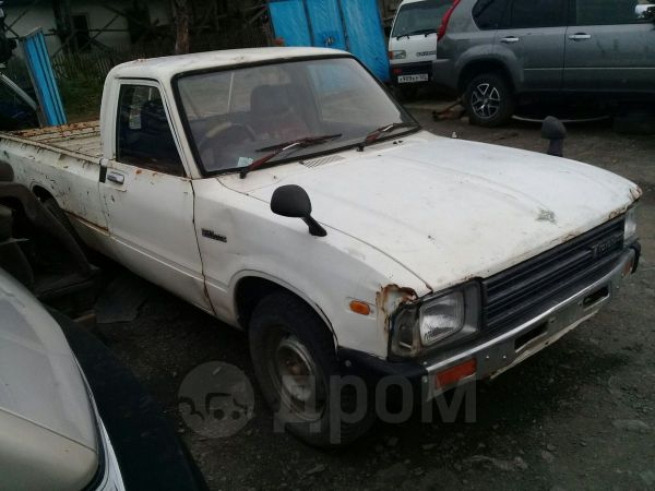 Toyota Hilux Pick Up, 1987 год, 50 000 руб.