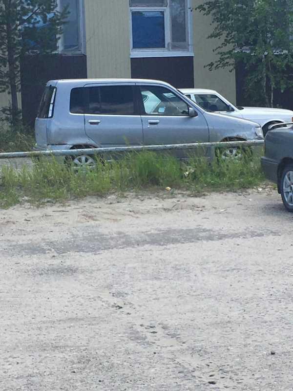 Nissan Cube, 2000 год, 70 000 руб.