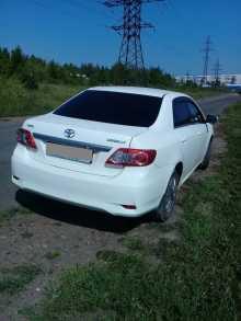 Братск Corolla 2011