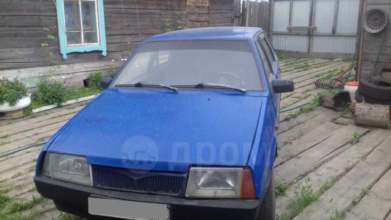 Лада 2109, 1994 год, 40 000 руб.