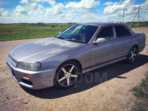 Nissan Skyline, 1998 год, 249 000 руб.
