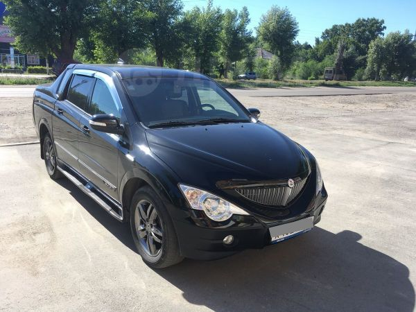 SsangYong Actyon Sports, 2011 год, 550 000 руб.