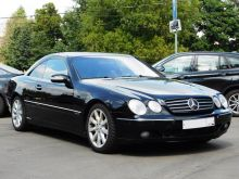 Mercedes-Benz CL-класс, 2002 г., Москва