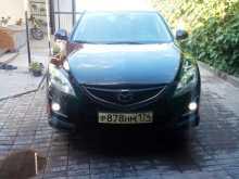 Пласт Mazda6 2011