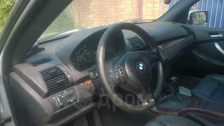 BMW X5, 2002 год, 555 000 руб.