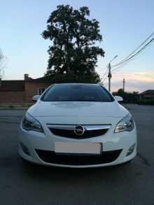 Ростов-на-Дону Opel Astra 2011