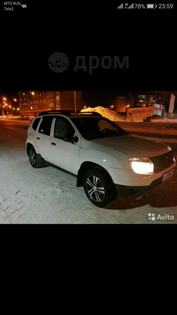 Renault Duster, 2015 год, 580 000 руб.
