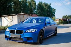 Новосибирск BMW M5 2015