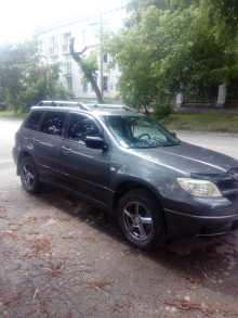 Mitsubishi Outlander, 2007 г., Екатеринбург
