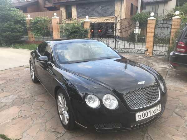 Bentley Continental GT, 2004 год, 1 999 000 руб.