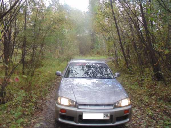 Nissan Skyline, 1998 год, 220 000 руб.