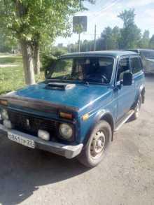 Барнаул 4x4 2121 Нива 2001
