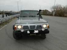 Тюмень Patrol 1993