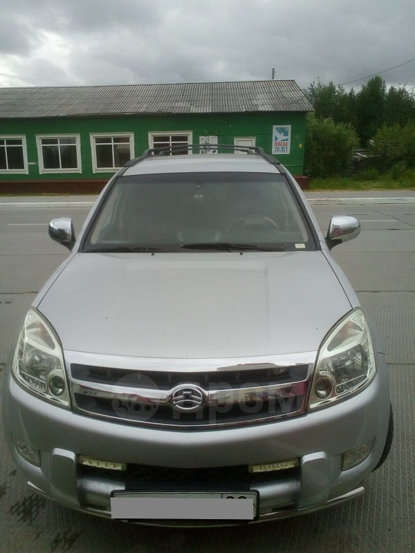 Great Wall Hover, 2008 год, 550 000 руб.