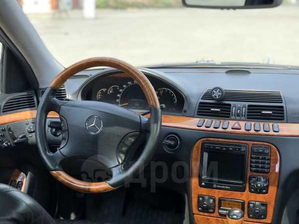 Mercedes-Benz S-Class, 2000 год, 255 000 руб.