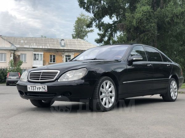 Mercedes-Benz S-Class, 2000 год, 390 000 руб.