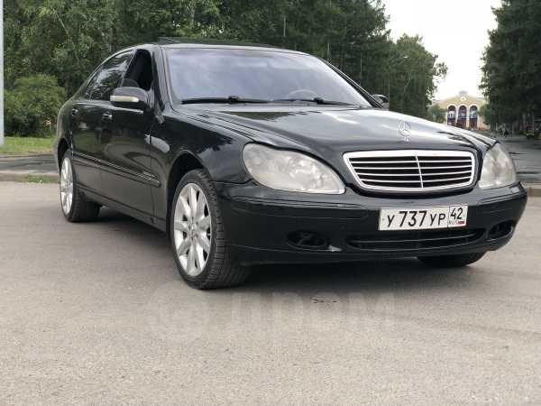 Mercedes-Benz S-Class, 2000 год, 375 000 руб.