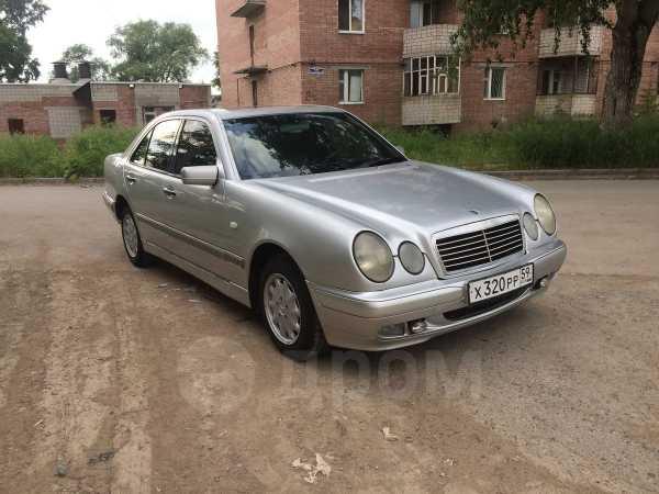 Mercedes-Benz E-Class, 1997 год, 170 000 руб.