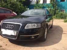 Ковров Audi A6 2007