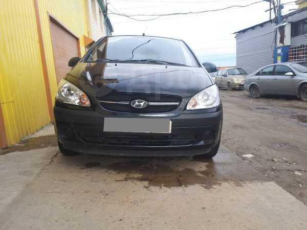 Hyundai Getz, 2008 год, 165 000 руб.