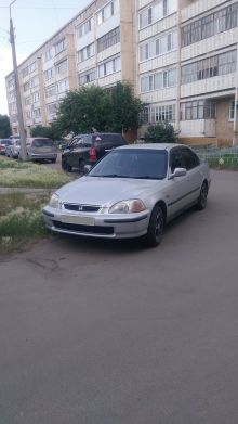 Яровое Civic 1997