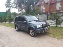 Suzuki Grand Vitara, 2004 г., Новосибирск