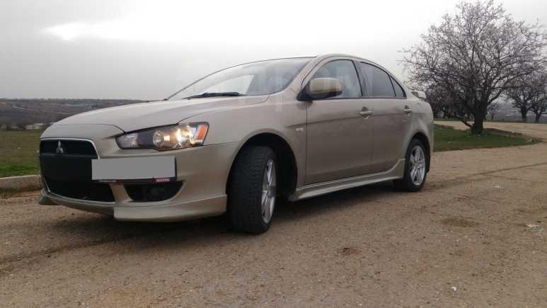 Mitsubishi Lancer, 2008 год, 485 000 руб.